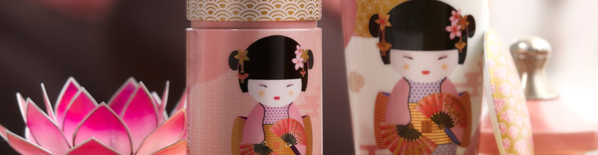 New Little Geisha sada