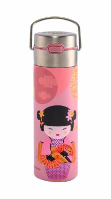Termoska LEEZA® New Little Geisha rose